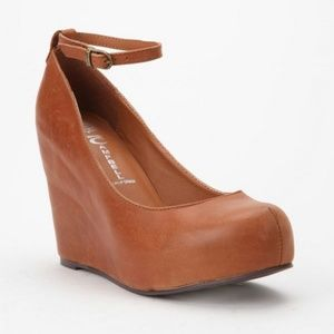 Adelaide Wedge by Jeffrey Campbell